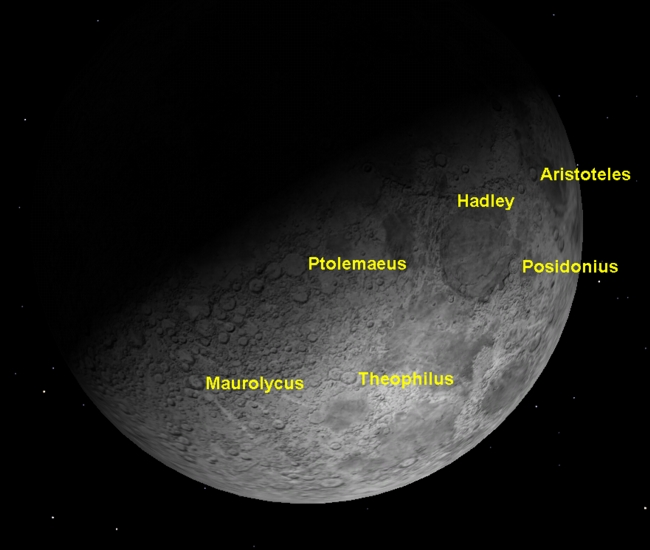 Best Time to Observe February's Moon Is Now