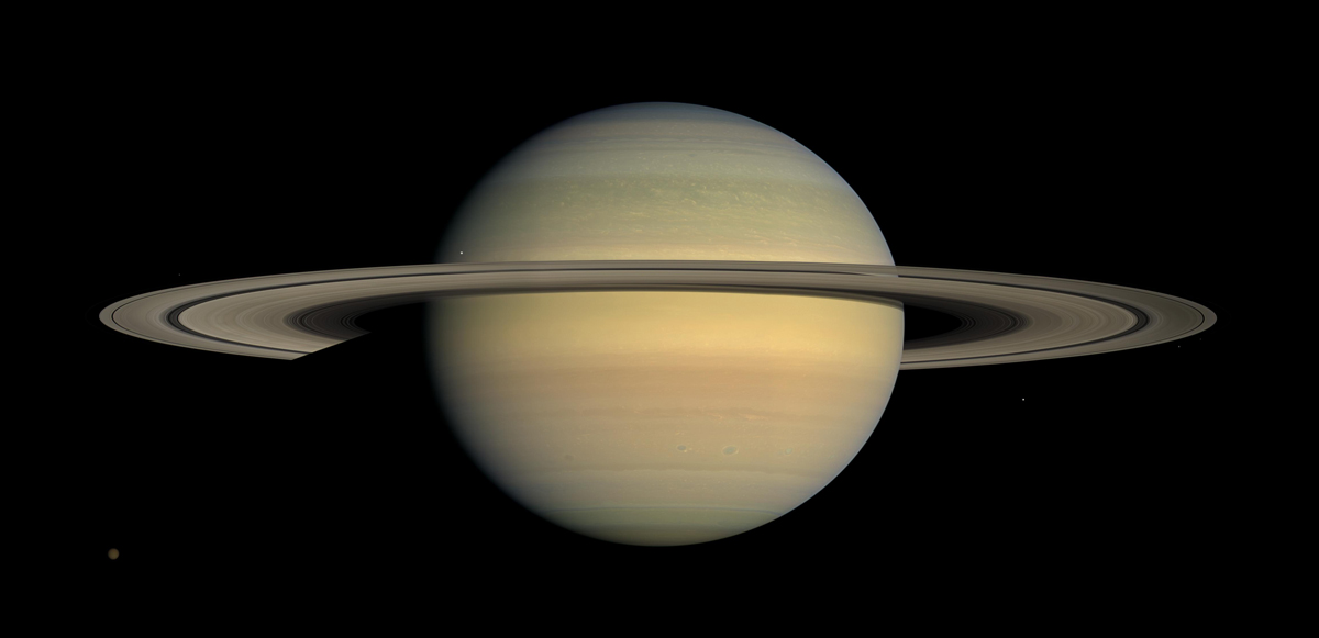 The Greatest Mysteries of Saturn