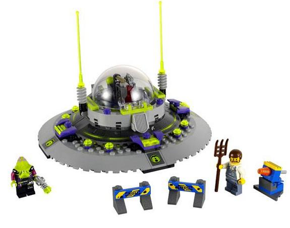 UFO Abduction set ($29.99)