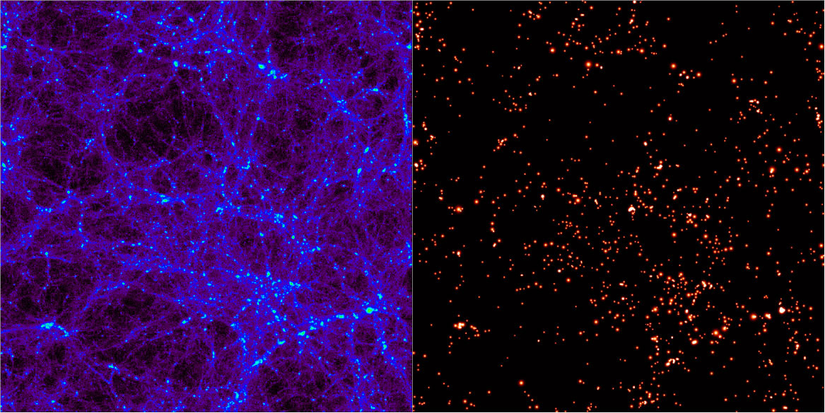 Dark Matter Simulations