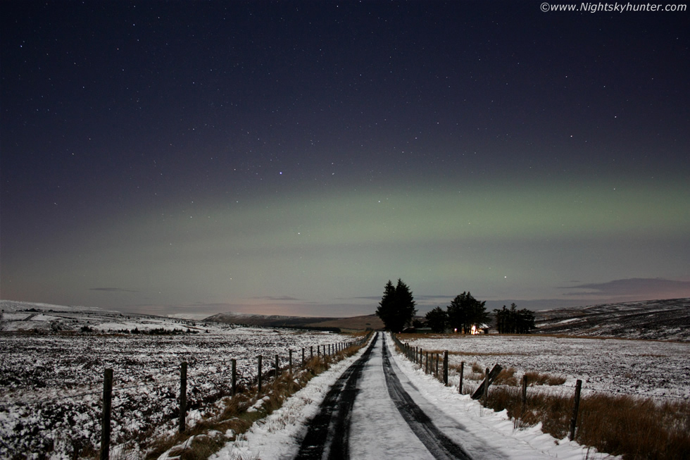 May the Road Rise to Meet You (and the Aurora)