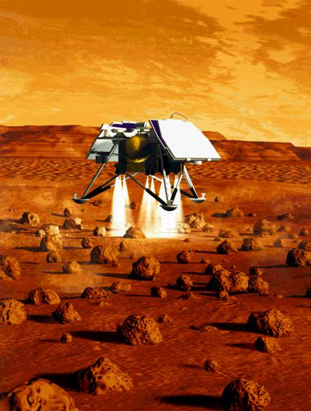 Mars Polar Lander, R.I.P.