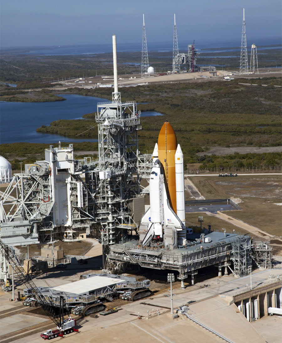 Space Shuttle Discovery to Launch on Final Mission Today