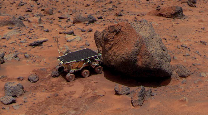 Red Planet Roving