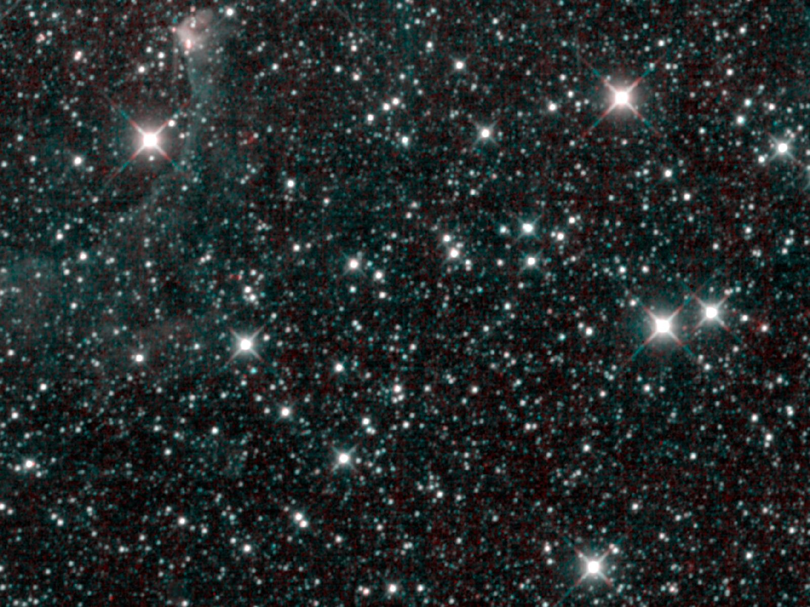 NASA's Sky-Mapping Telescope Takes Last Starry Photo