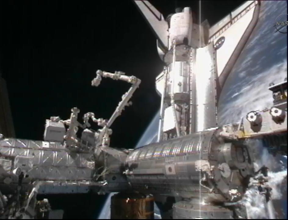 inside space ship docking station - photo #16