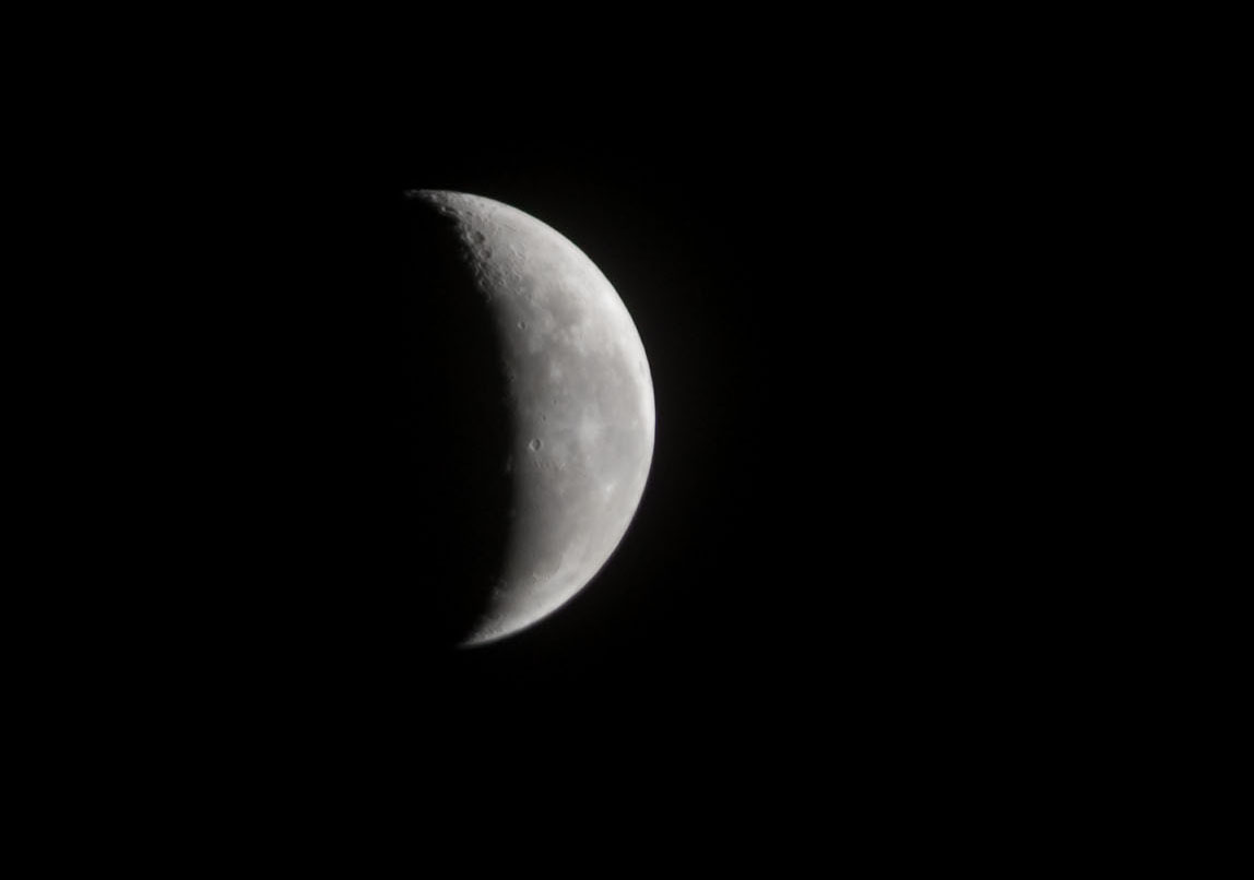 last space shuttle moon - photo #7