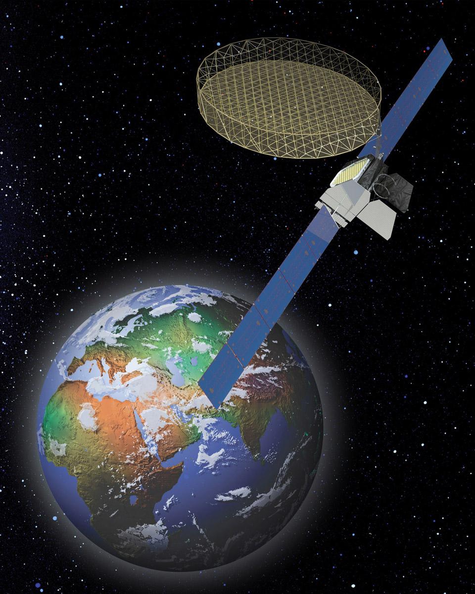 Libya Accused of Jamming Satellite Signals