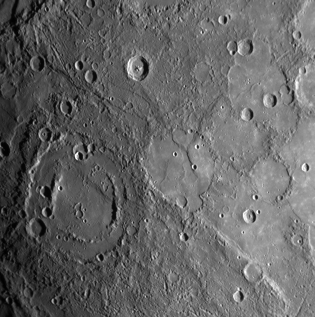 Did Mercury Have Volcanoes?