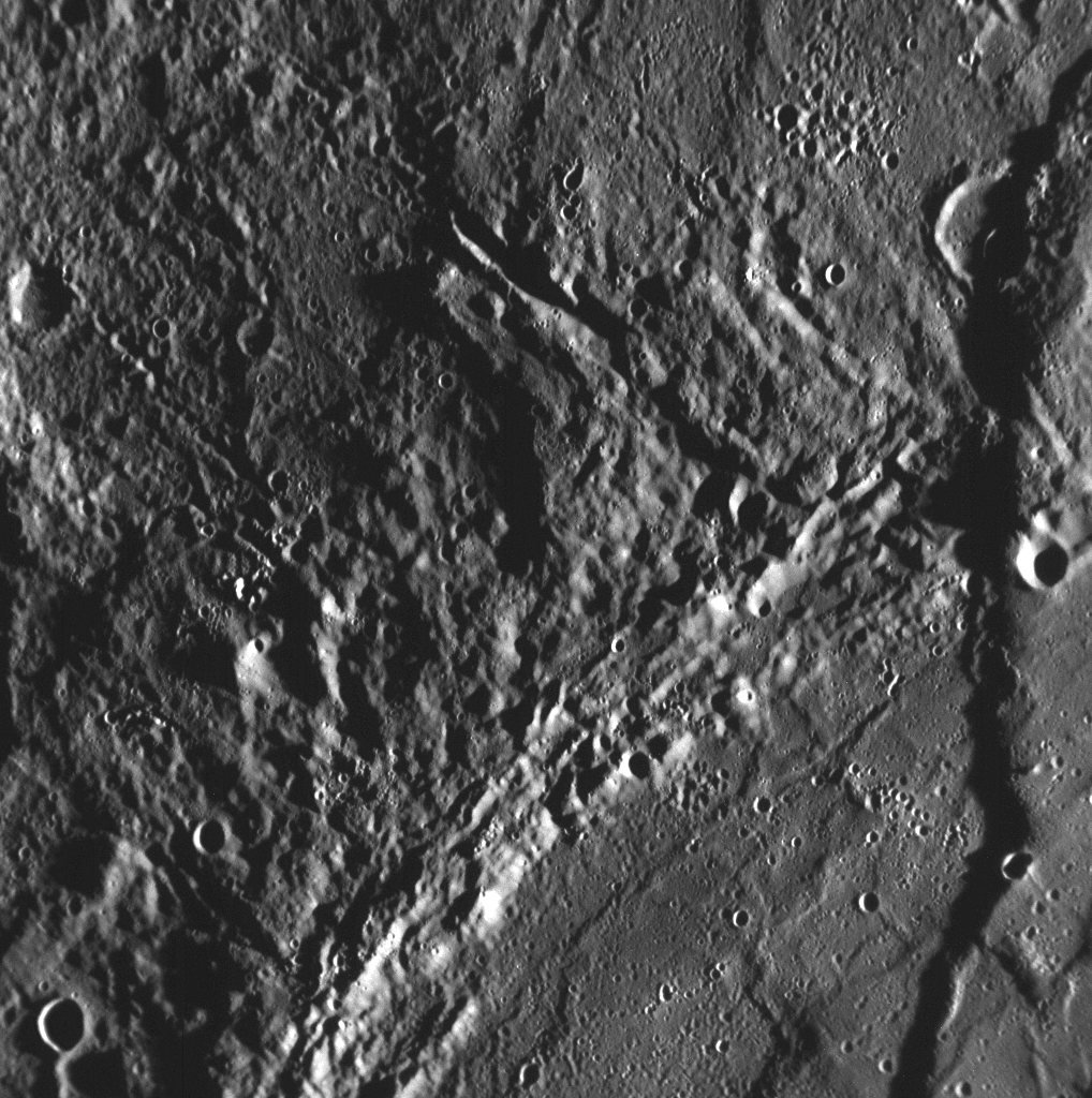 Mercury's Shrinking Core
