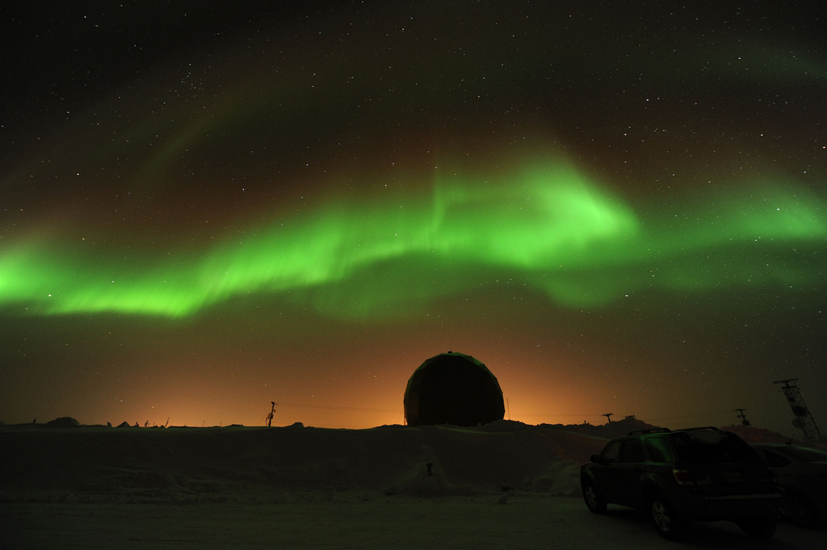 Dazzling Northern Lights Possible for Northern US This Weekend