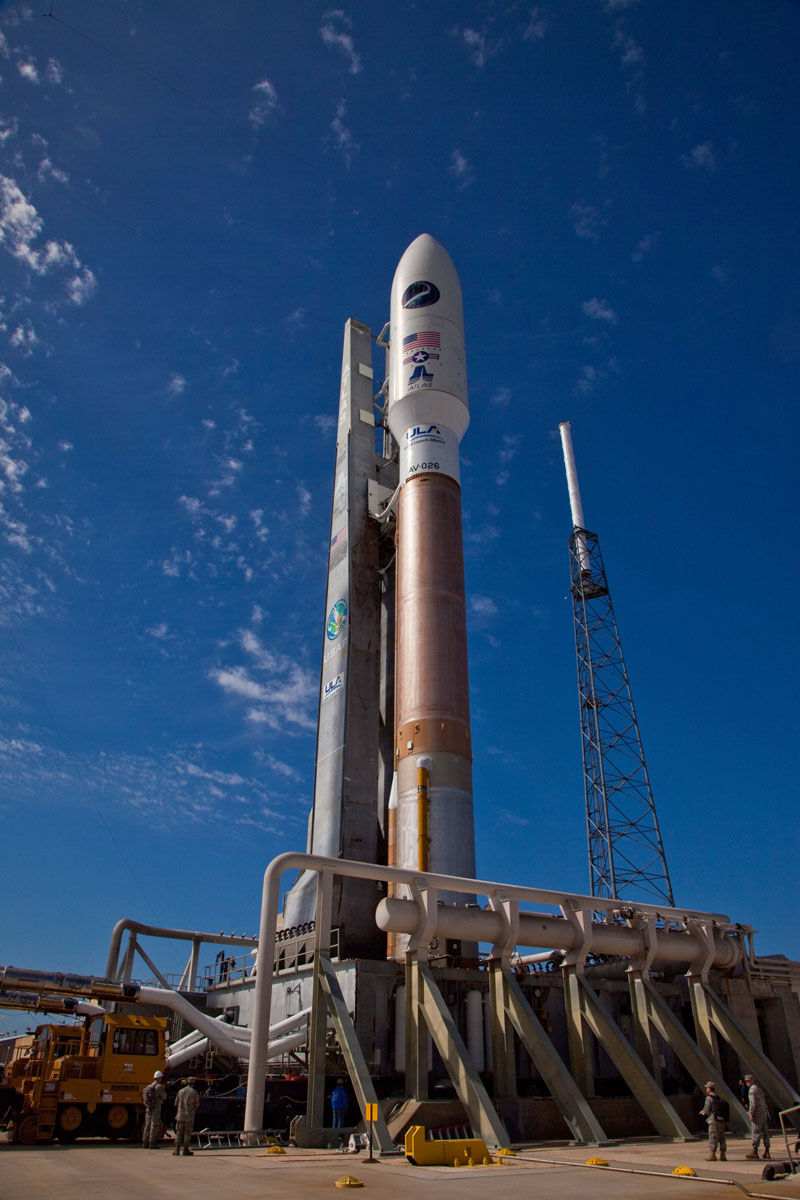 Atlas 5 Rocket Carries Second X-37B