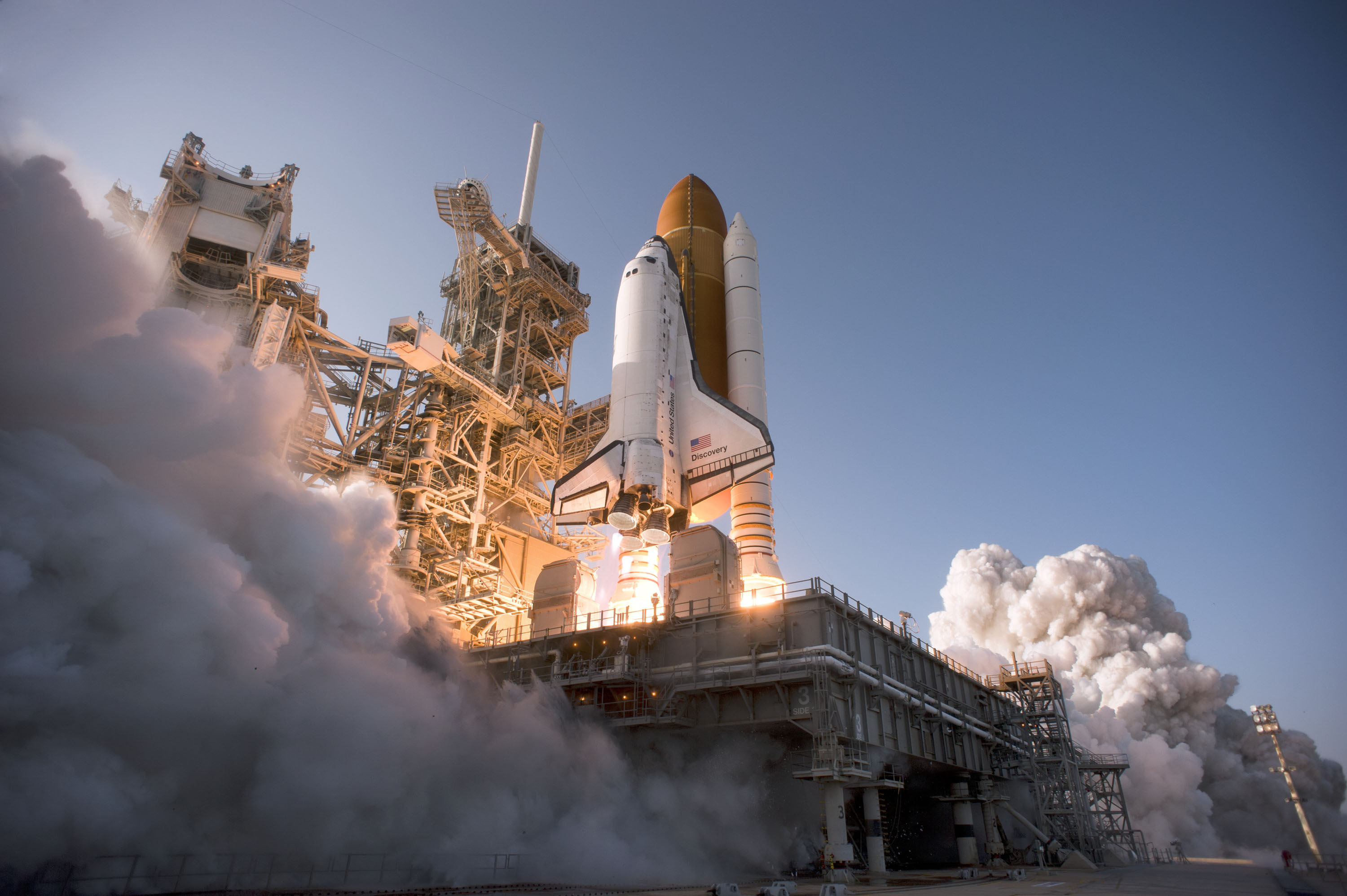 Total Cost of NASA's Space Shuttle Program: Nearly $200 Billion