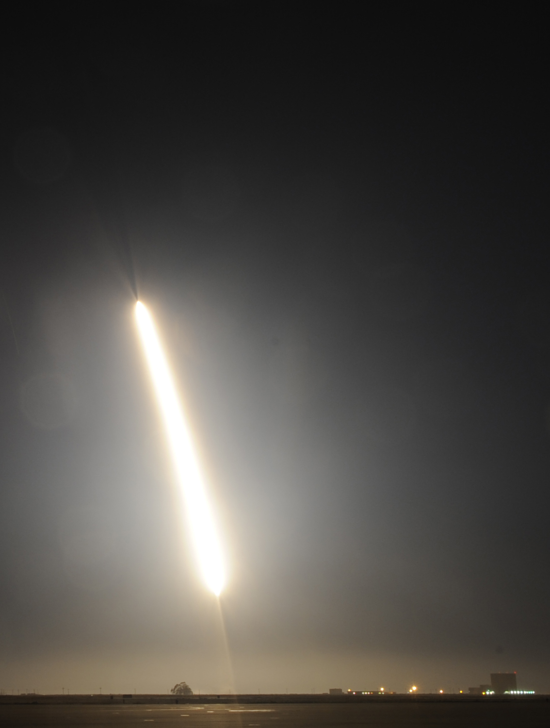 Glory Satellite Launches on Taurus XL Rocket