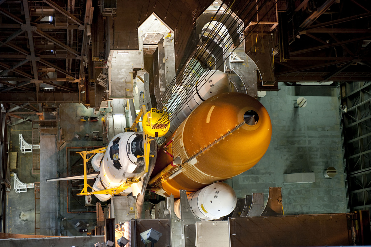 NASA Readies Space Shuttle Endeavour for Final Mission