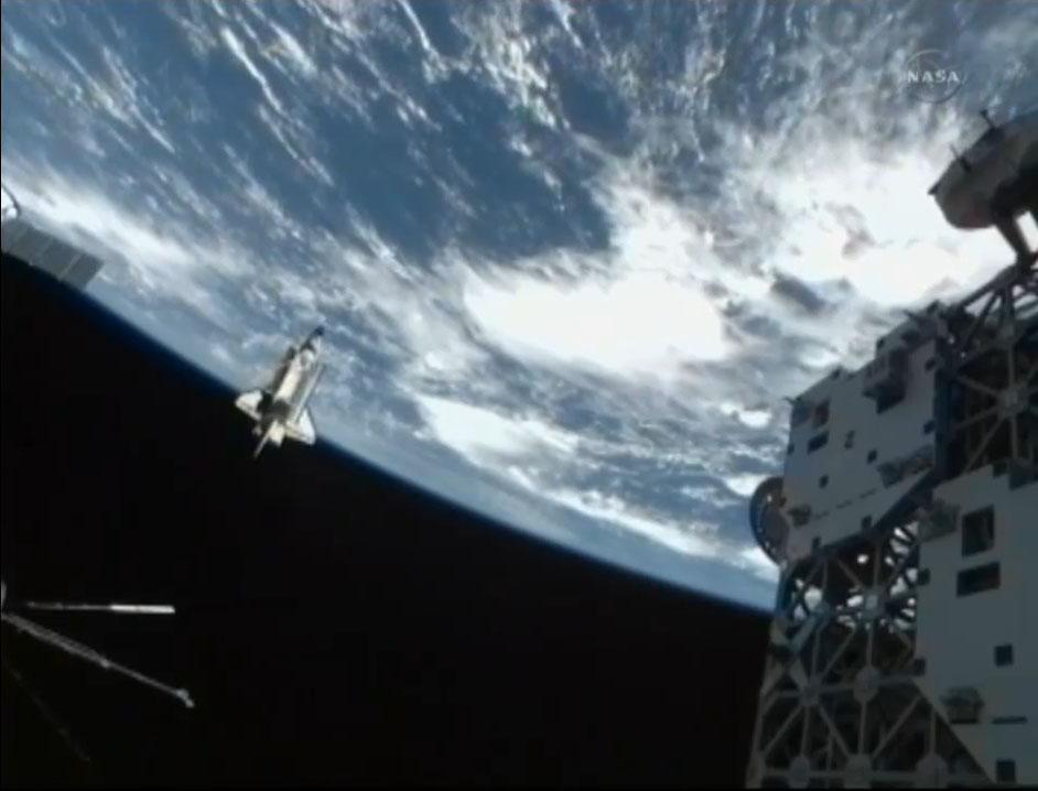 William Shatner Wakes Shuttle Astronauts with 'Star Trek' Tune