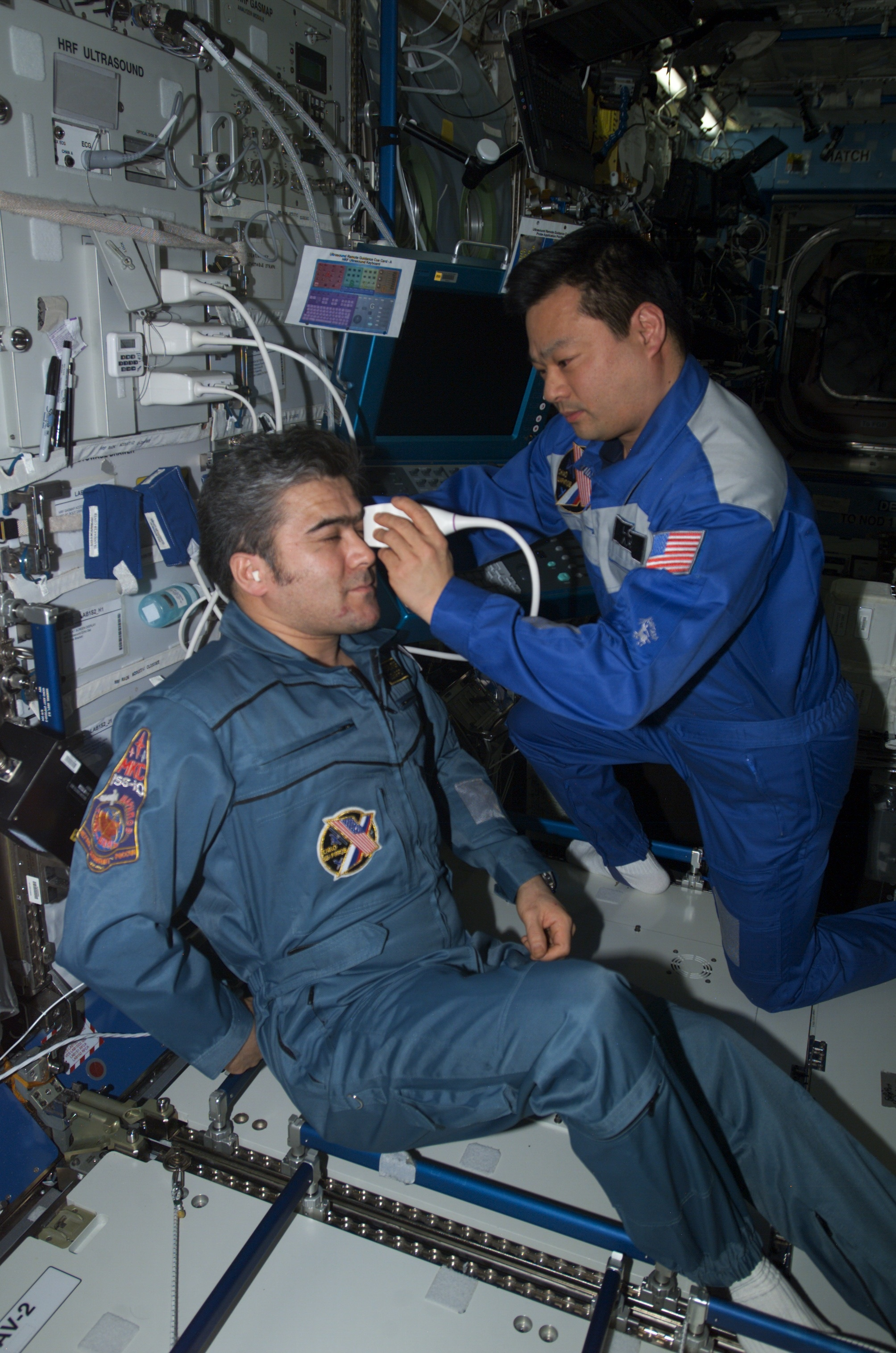 outer space station health - photo #46