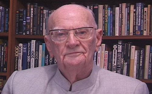Arthur C. Clarke's Bushes on Mars
