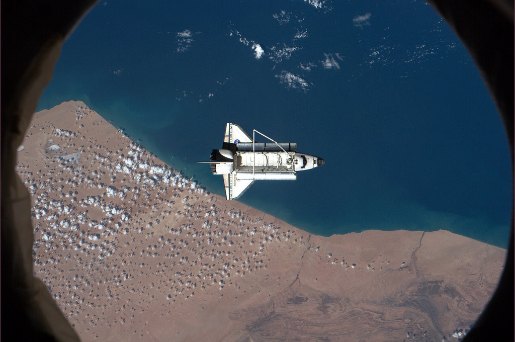 NASA Clears Space Shuttle Discovery for Final Landing