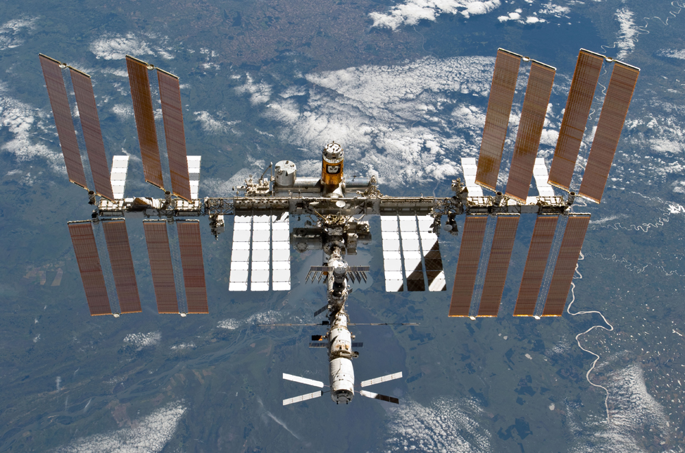 Space Station Crew to Return to Earth Wednesday