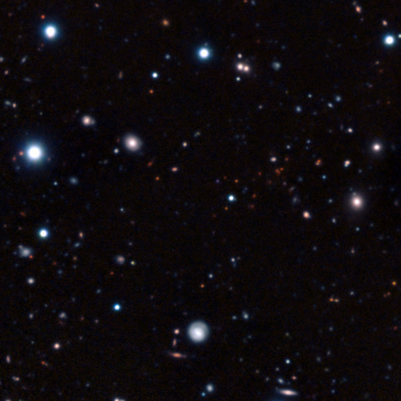 Surprise! Ancient Galaxy Cluster Still Looks Young