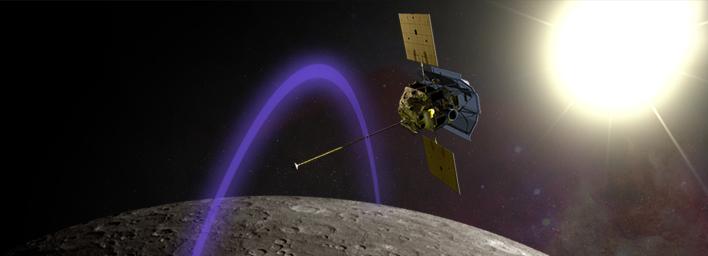 NASA Probe Becomes First Spacecraft to Orbit Mercury
