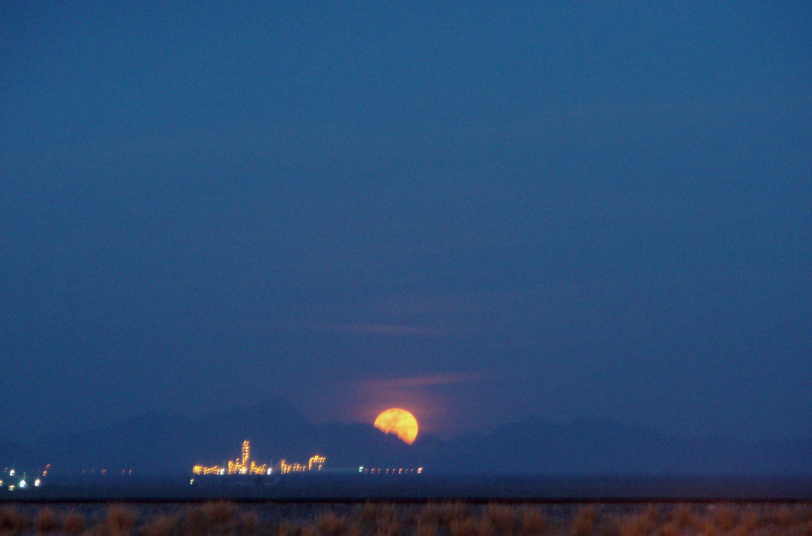La Luna En Hermosillo