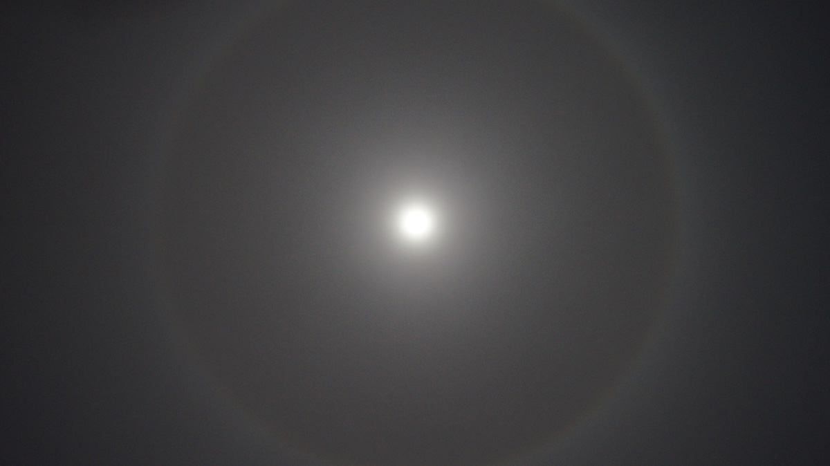 The Moon Has a Ring