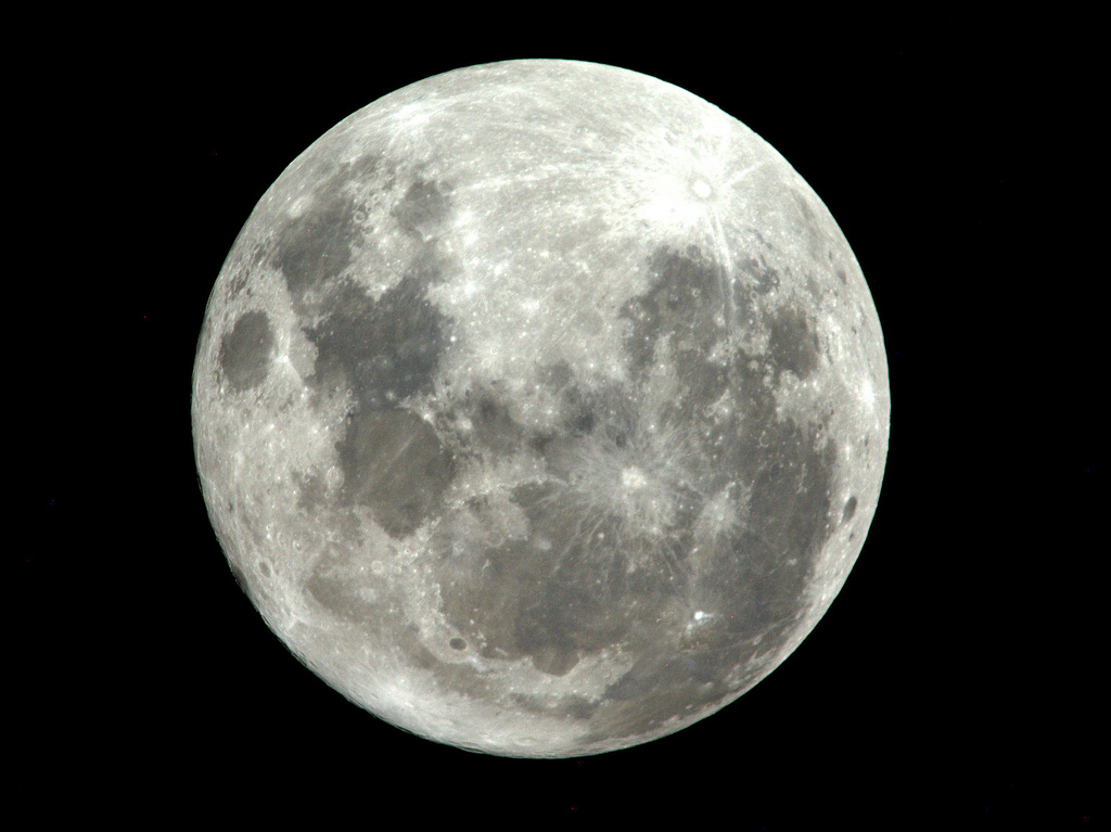 Earth's Moon: Formation, Composition and Orbit