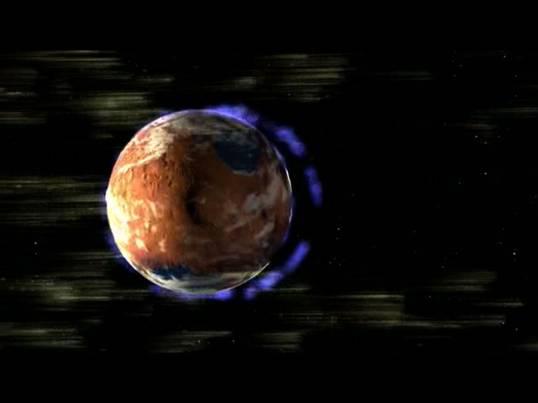 Gauging the Martian Temperature