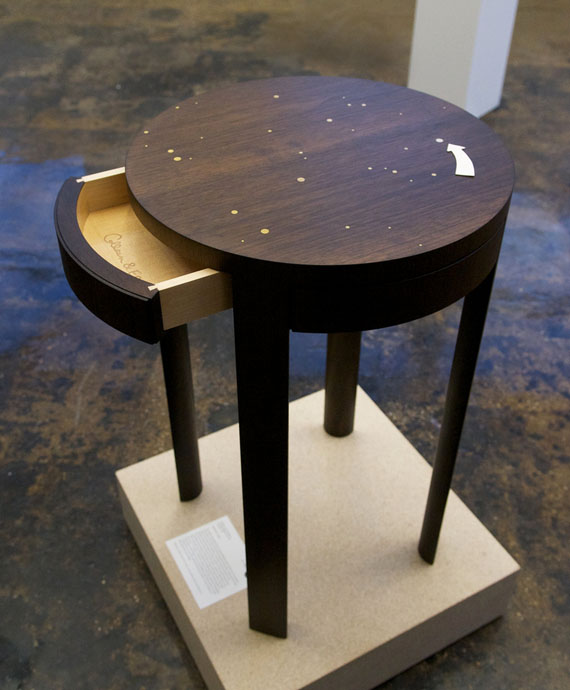 Space-Themed Table Wins NASA's 'Space Craft' Contest