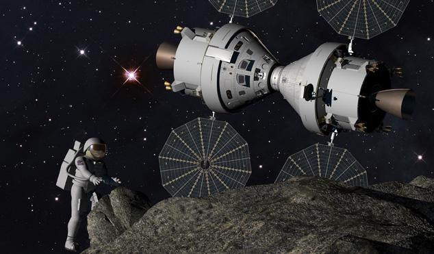 NASA's Orion Space Capsule