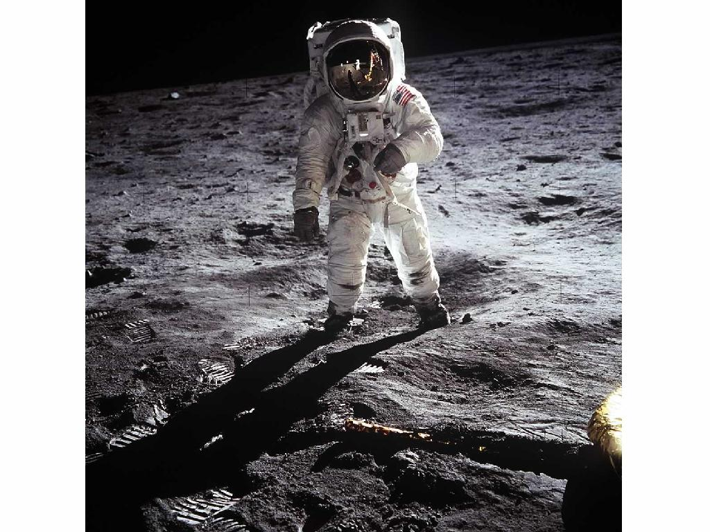 Buzz Aldrin, Second Man on the Moon