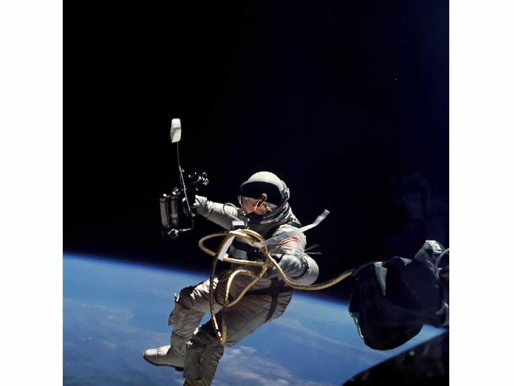 First American Spacewalk