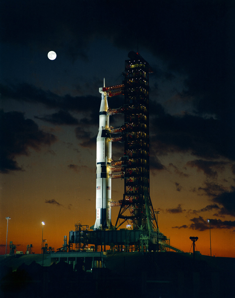 NASA's Mighty Saturn 5