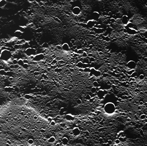 Mercury's Terra Incognita Revealed