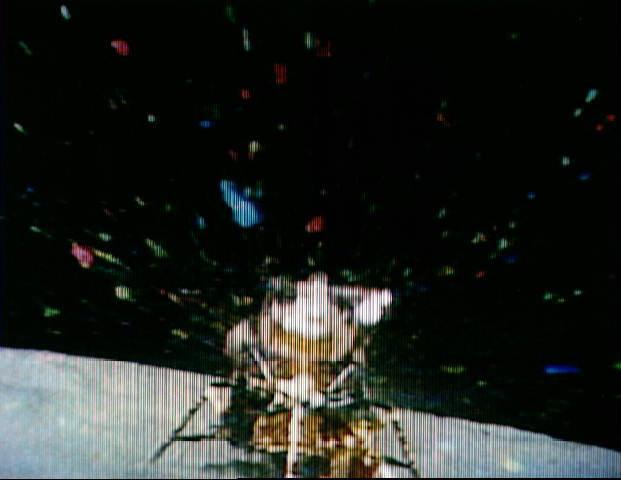 Apollo 16 Ascent Stage Liftoff
