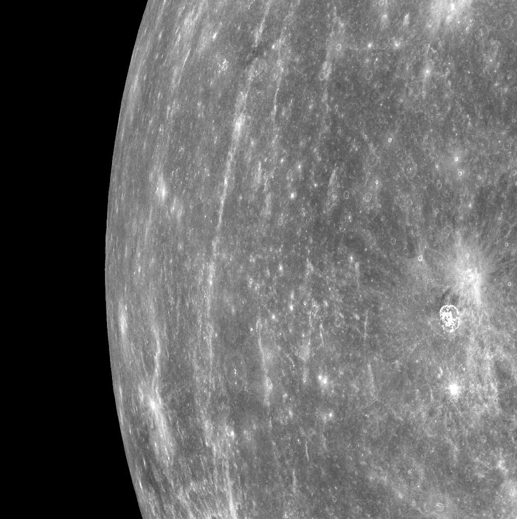 NASA's Messenger Spacecraft Becomes First to Orbit Mercury