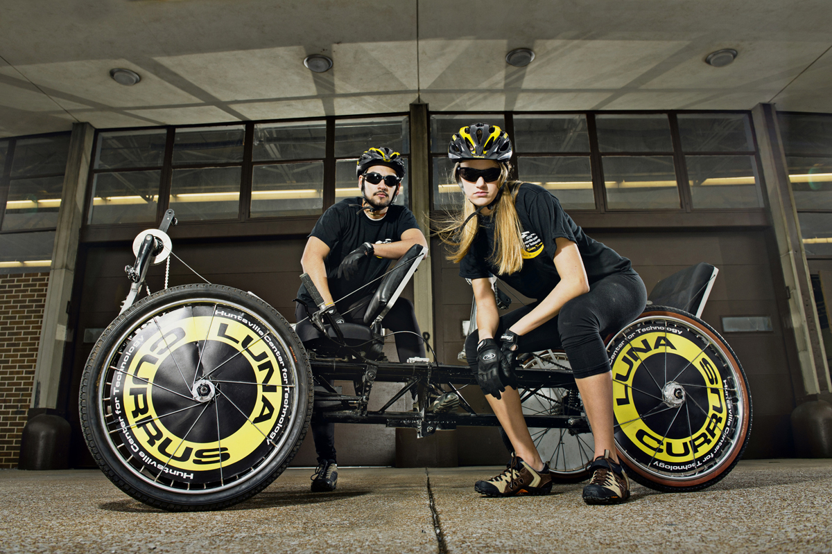 NASA's Moonbuggy Race: Pedal-Powered Rovers Face Off for Prizes