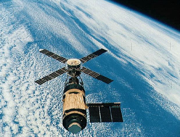 Skylab Plummet