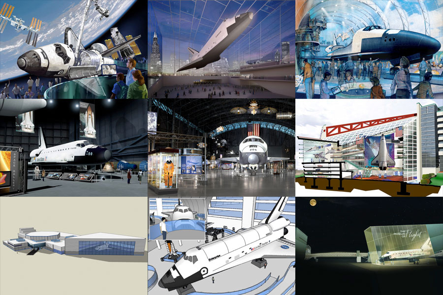 Where Will NASA's Space Shuttles Retire? 21 Museums Want to Know