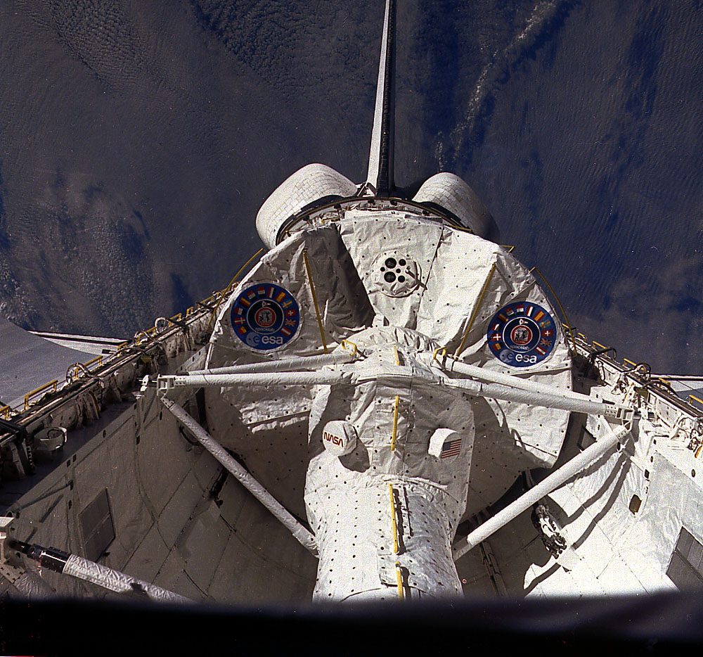 Shuttle Fleet's Spacelab Debut: STS-9 (Columbia)