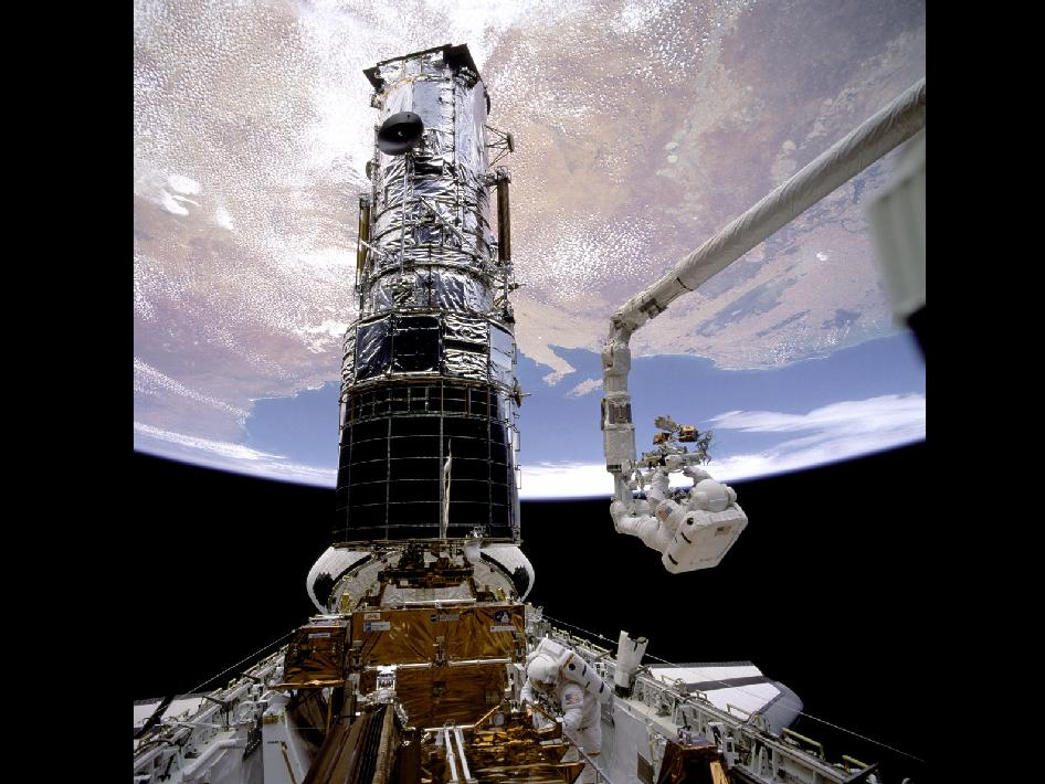 Fixing Hubble: STS-61 (Endeavour)
