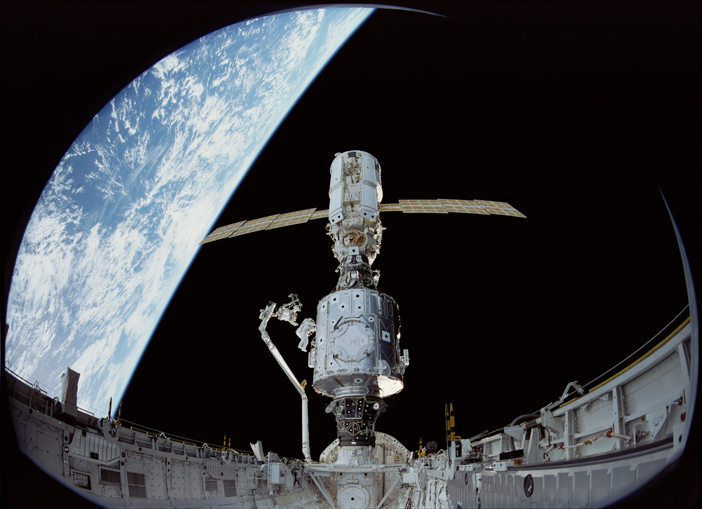 Shuttle's First International Space Station Trek: STS-88 (Endeavour)