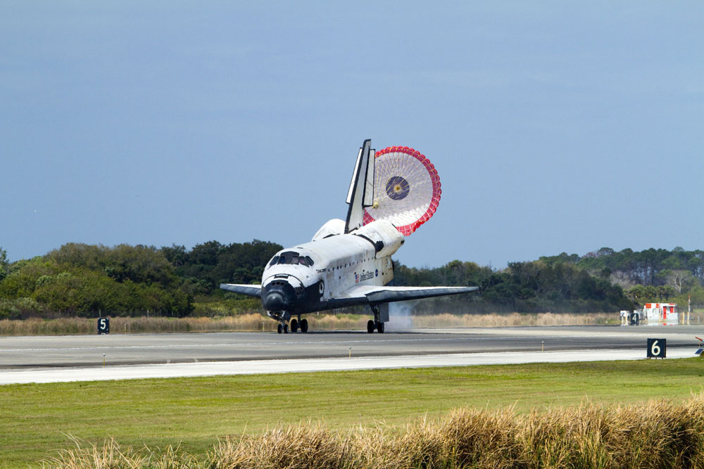 The Last Shuttle Mission: STS-135 (Atlantis)
