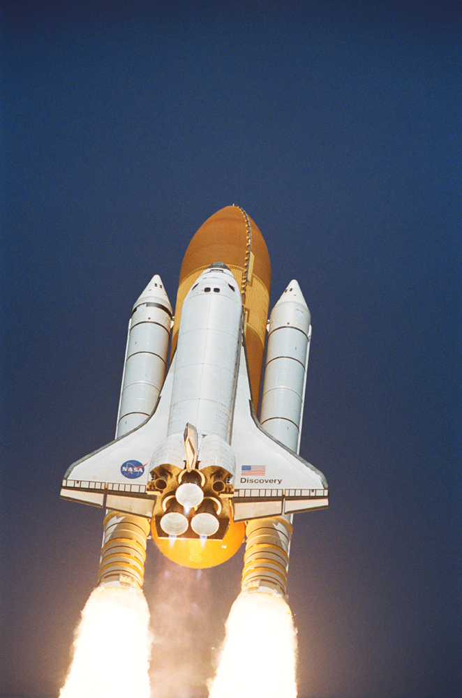 NASA Shuttles Resume Spaceflights: STS-114 (Discovery)