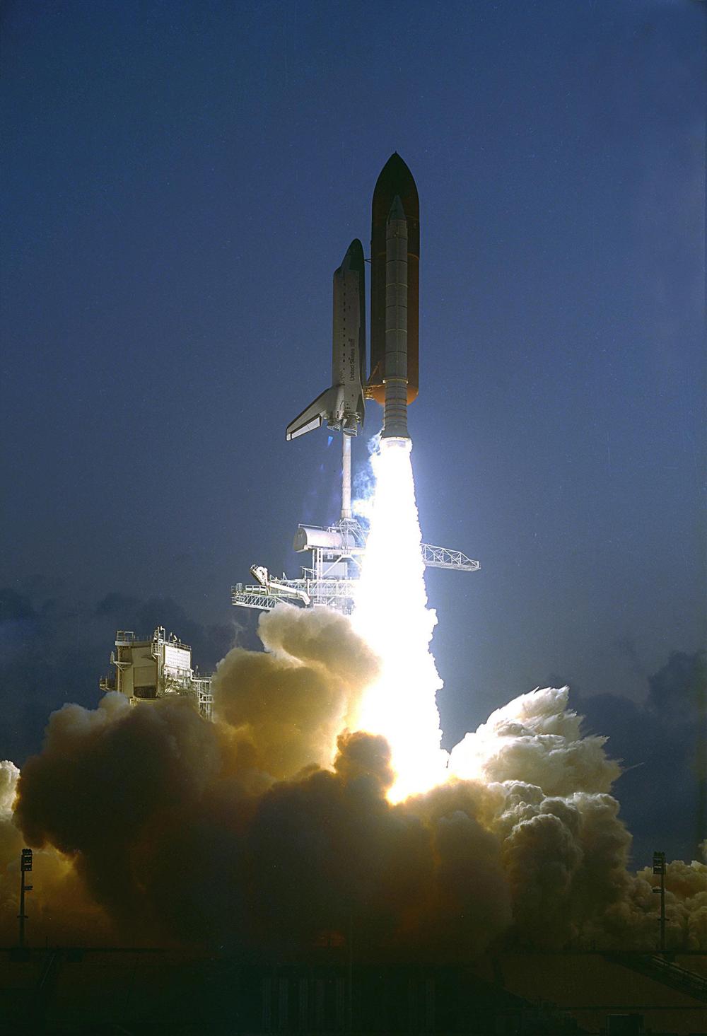 NASA's Shuttle Baby