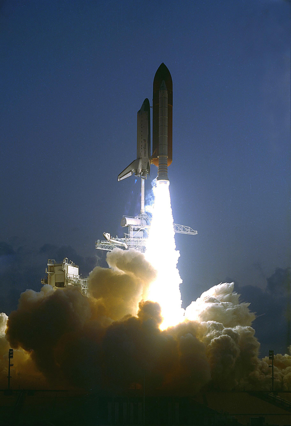 nasa first space mission - photo #5