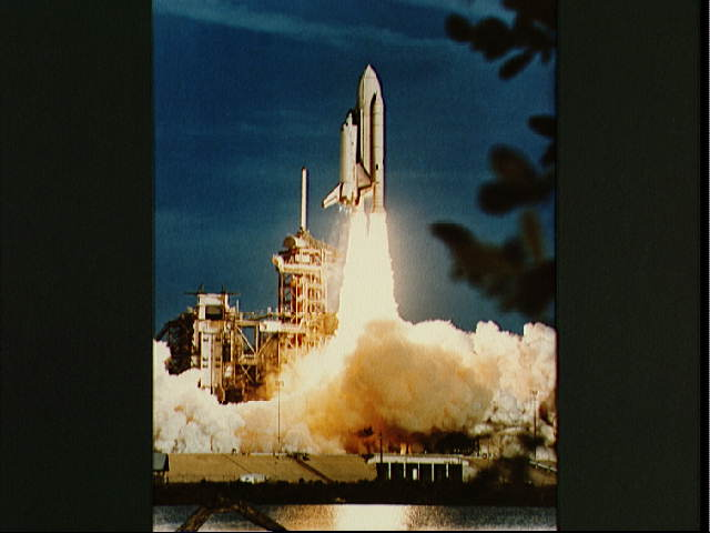 The First Launch of the Space Shuttle Program