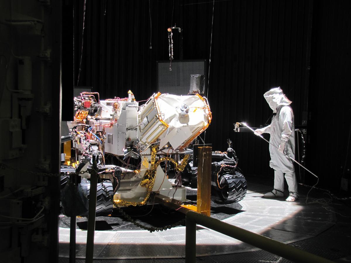 Meet Curiosity: Red Planet Rover
